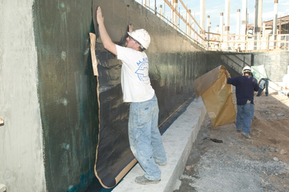 A Brief Outline Of A Roof Waterproofing System